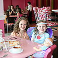 Birthday Lunch at American Girl