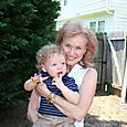 Isaac & Grandma