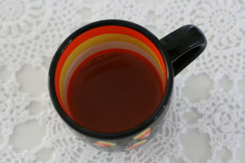 Candy corn tea 047