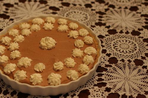 Chocolate pie 001