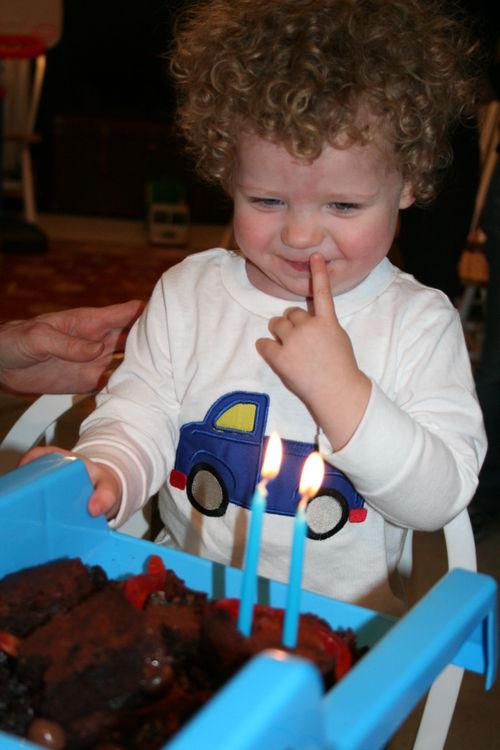 Isaac's 2nd birthday 068