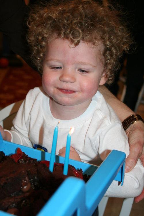 Isaac's 2nd birthday 069