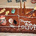Archaeological Cake