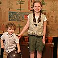 Archaeologists Olivia and Isaac