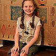 Archaeologist Olivia