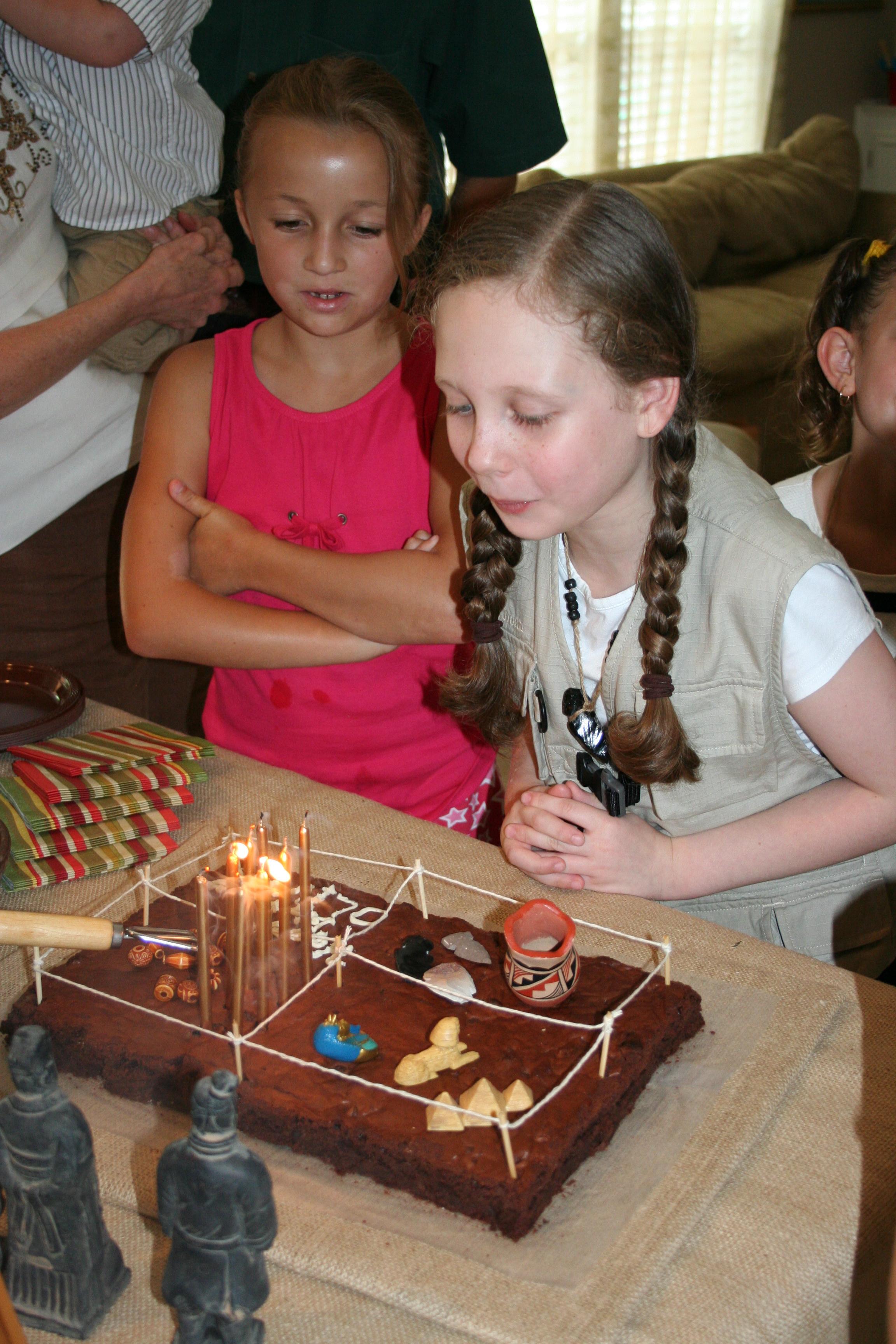 Olivia's 8th birthday 114