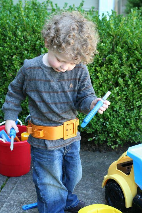 Isaac's tool belt