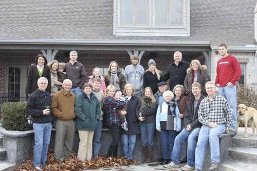 Weenie roast family