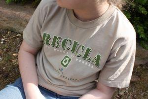 Olivia recicla