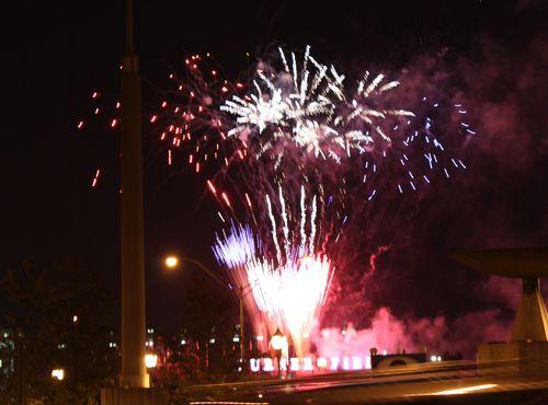 Turner field fireworks2