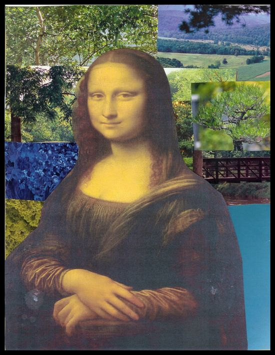 Mona lisa by olivia edit