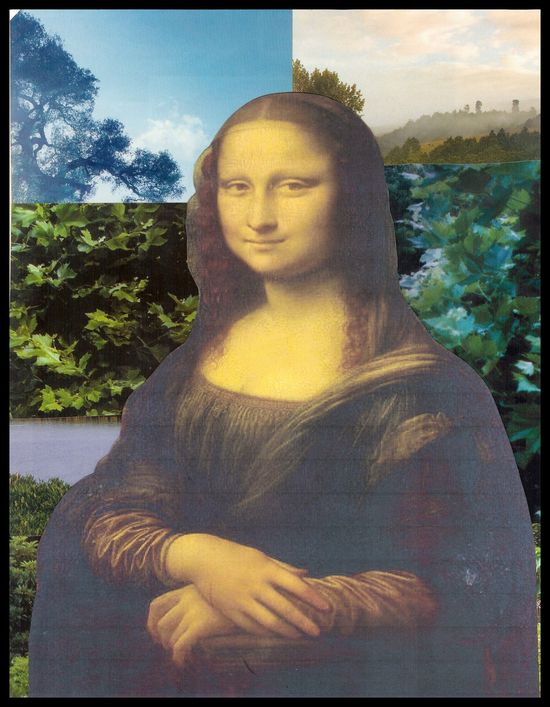 Mona lisa by joshua edit