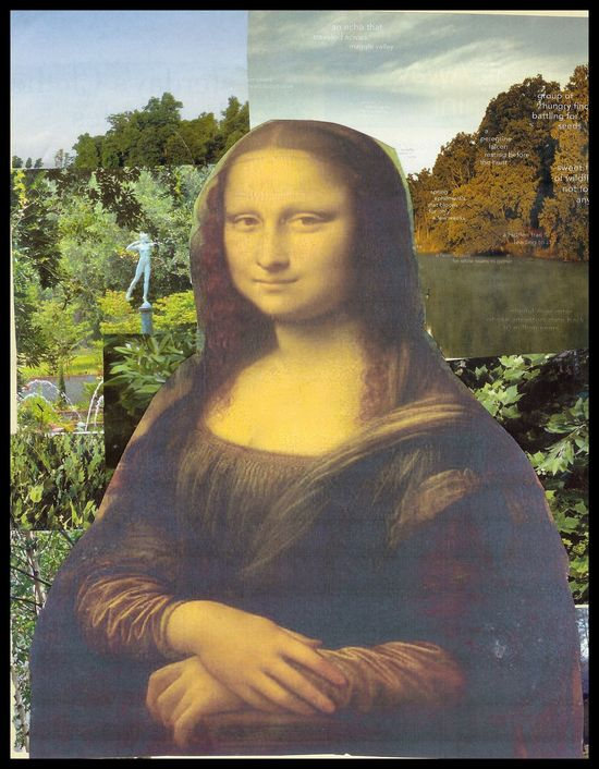 Mona lisa by isaac edit