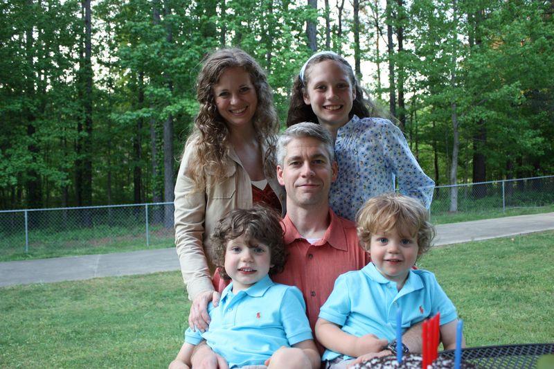 Family Michael's bday