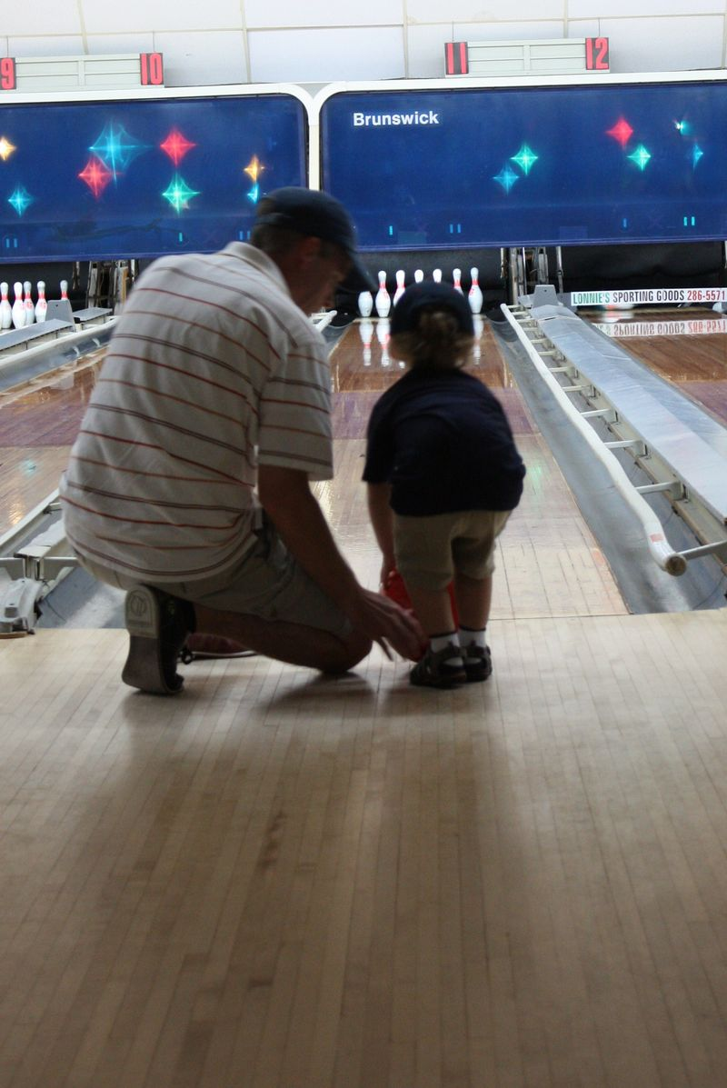 Joshua bowling