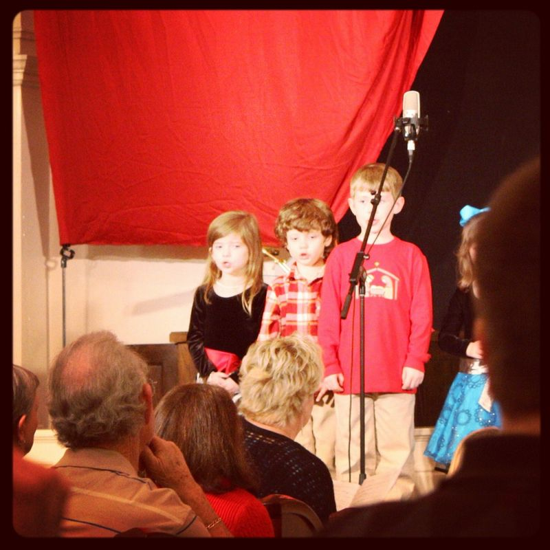 Isaac choir