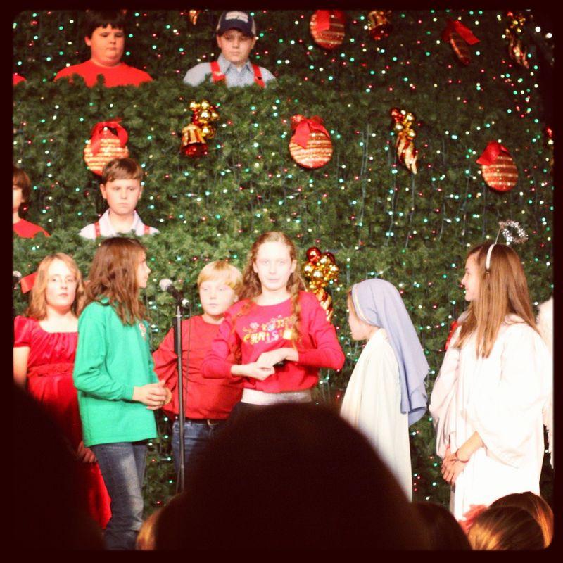 Olivia choir