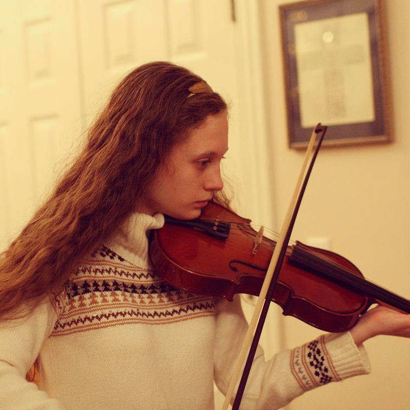Violin in arkansas