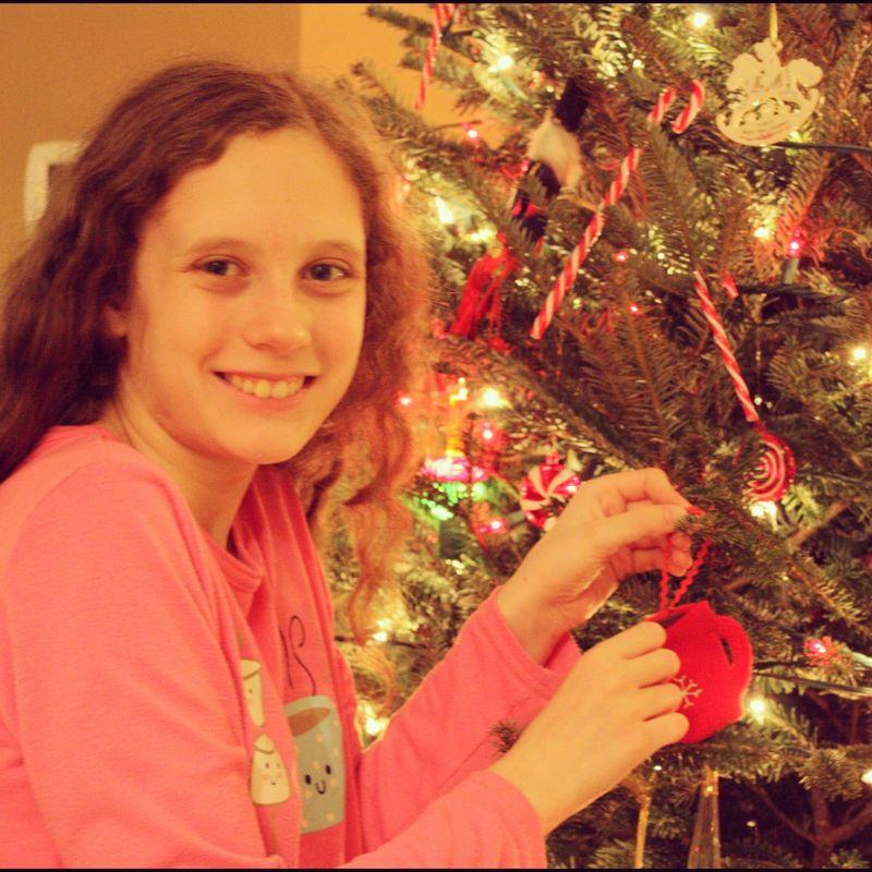 Olivia ornaments