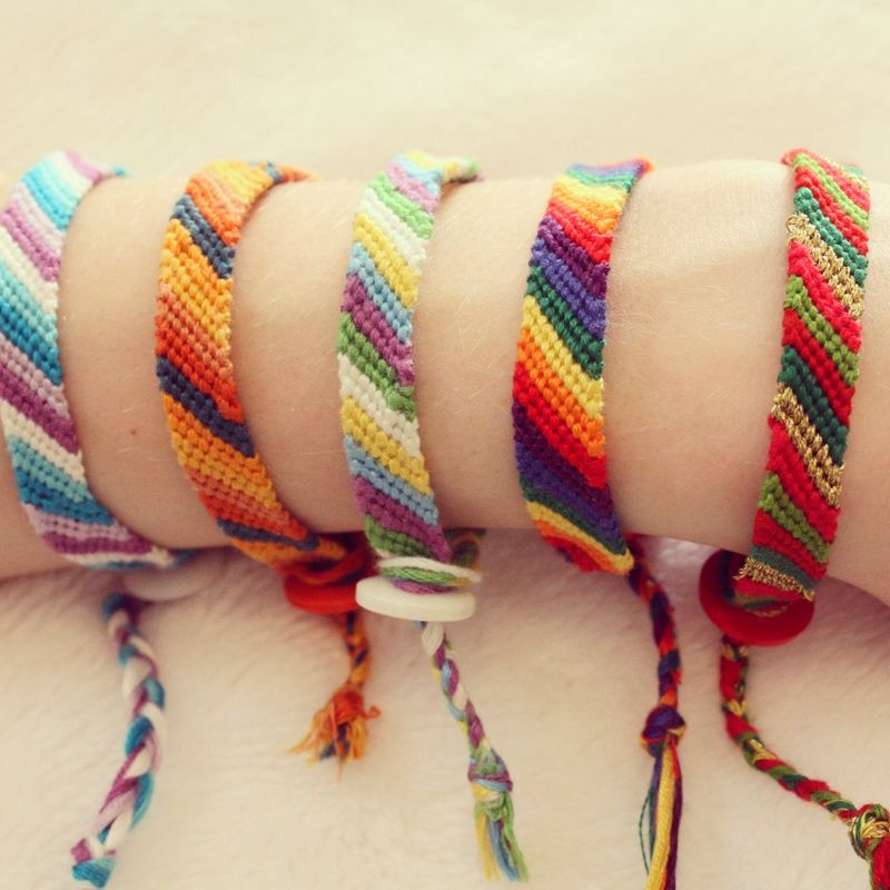 Friendship Bracelet Guy Friendship Bracelets