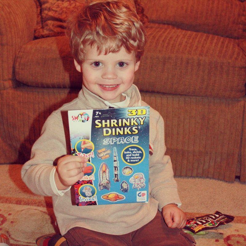 Joshua stocking stuffer