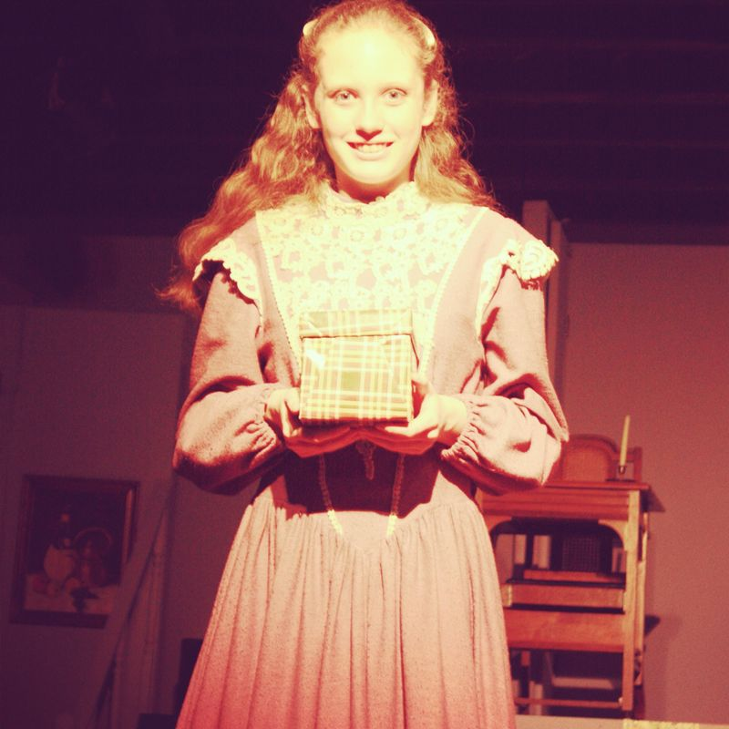 Alice in miracle worker