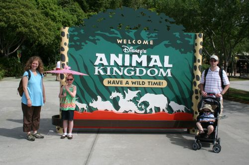 Animal Kingdom Day 1