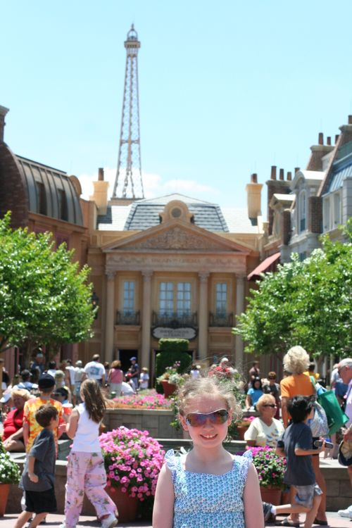 Epcot World Showcase : France
