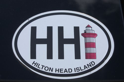 Hilton Head Island Bumper Sticker