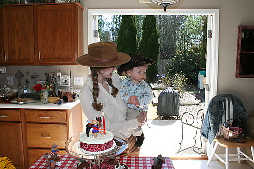 Happy Birthday Isaac Cowboy