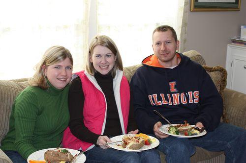 Melanie, Lesley, & Scot