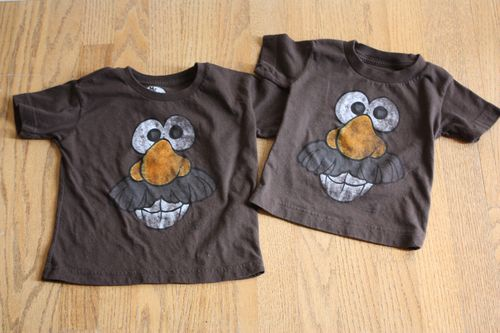 Mr. Potato Head Shirts