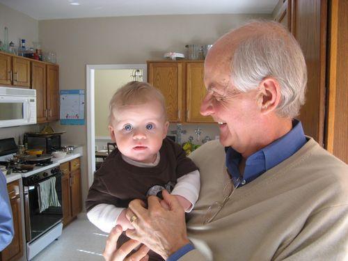Granddad & Joshua