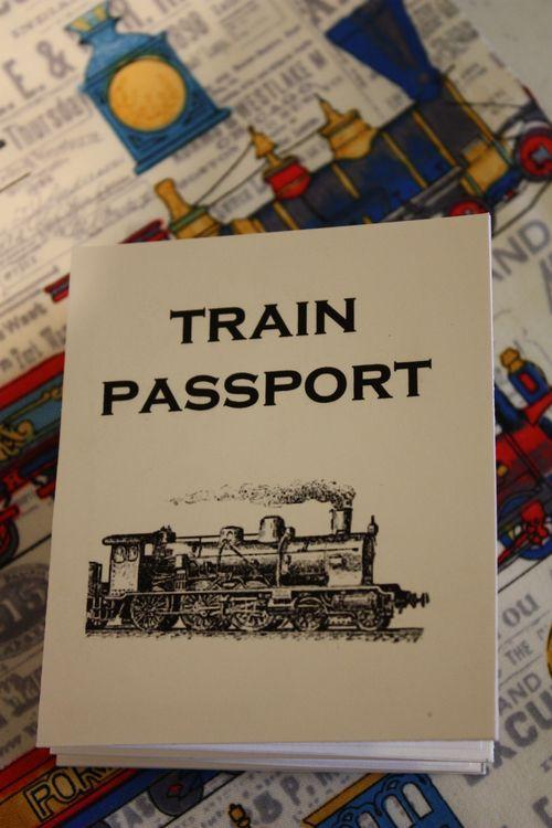 Train Passport