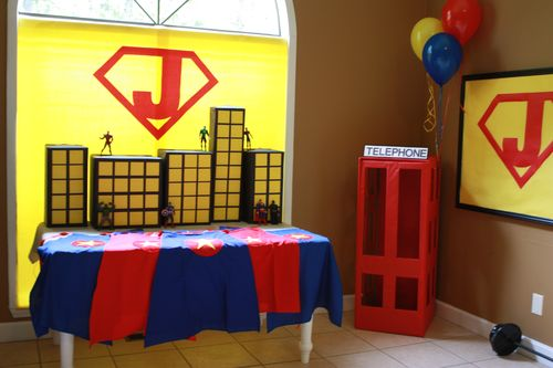 Super Joshua's Party