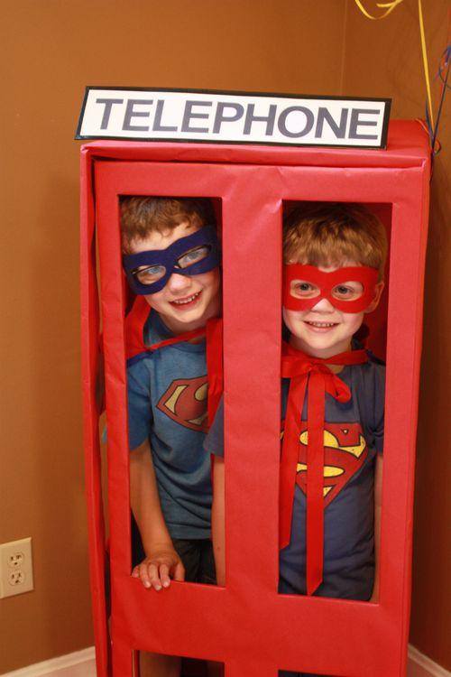 Super Isaac & Super Joshua