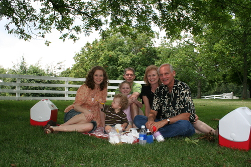 Picnic at Shaker Village