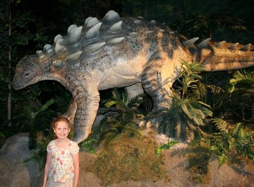 Olivia by dinosaur