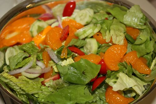Chopped Salat