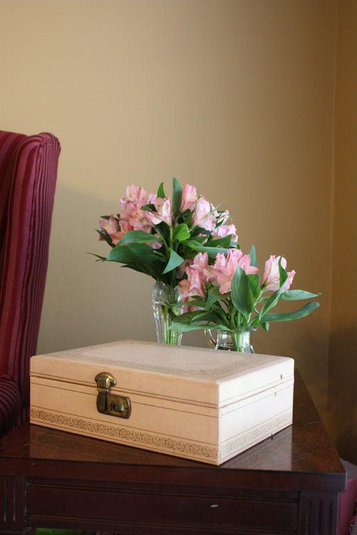 Olivia's Great-Grandmother's Jewelry Box