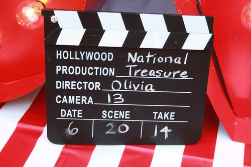 Party Clapboard