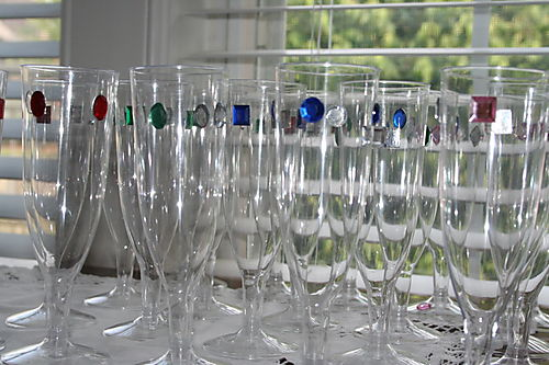 The Jeweled Goblets