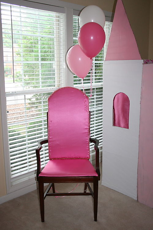 Princess Olivia's Throne