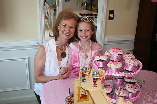 Olivia & Grandma
