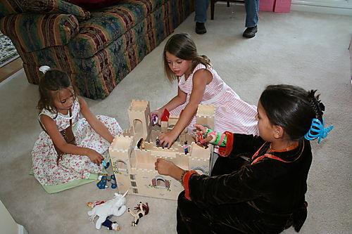 Playful Princesses