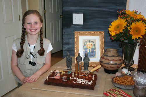 Olivia by cake