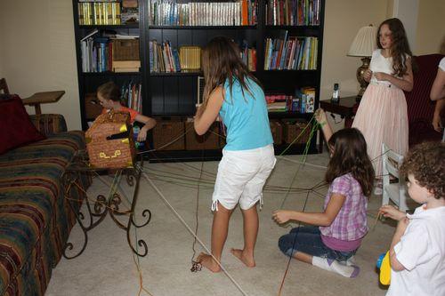 Untangling the yarn maze